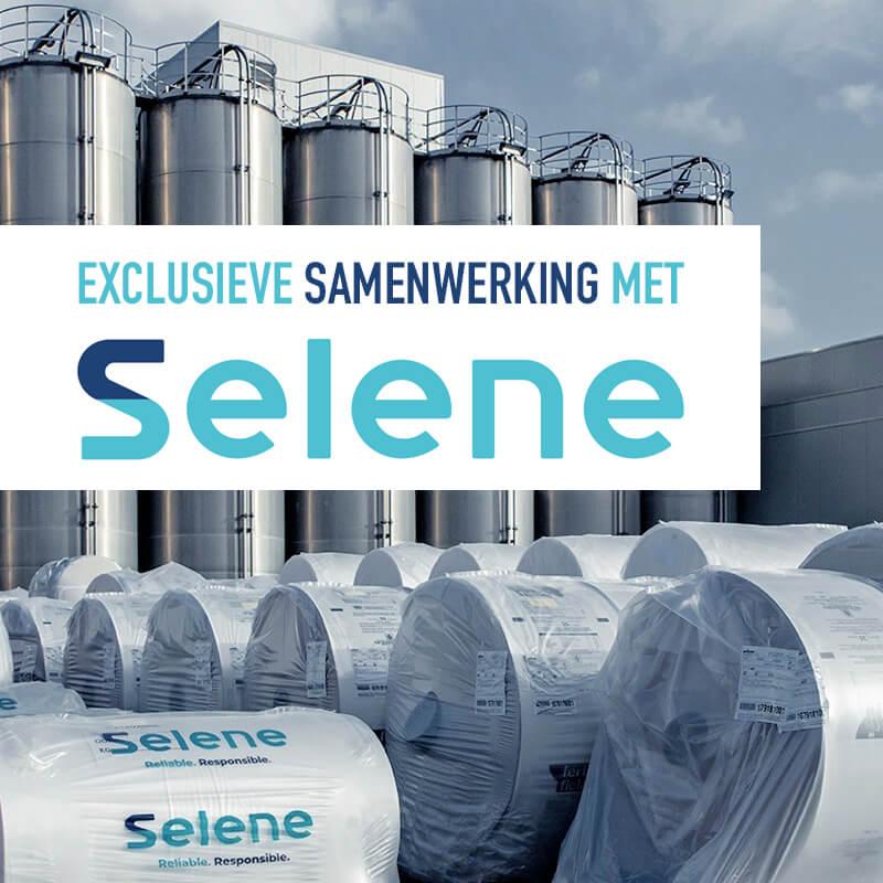 Foylo gaat exclusief samenwerken met Selene